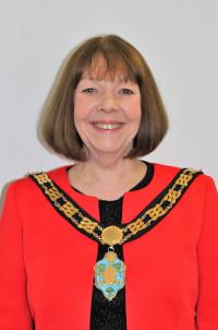 Mayor Ann Golightly 2016-17