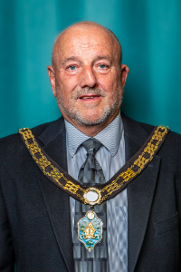 Councillor David Fleming - Mayor