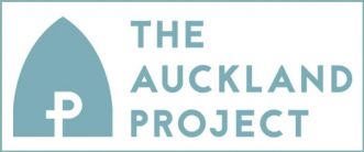 The Auckland Project button
