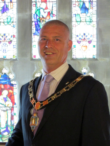 Mayor of Bishop Auckland