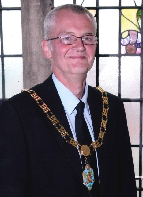 Mayor David Wilson 2009-2010