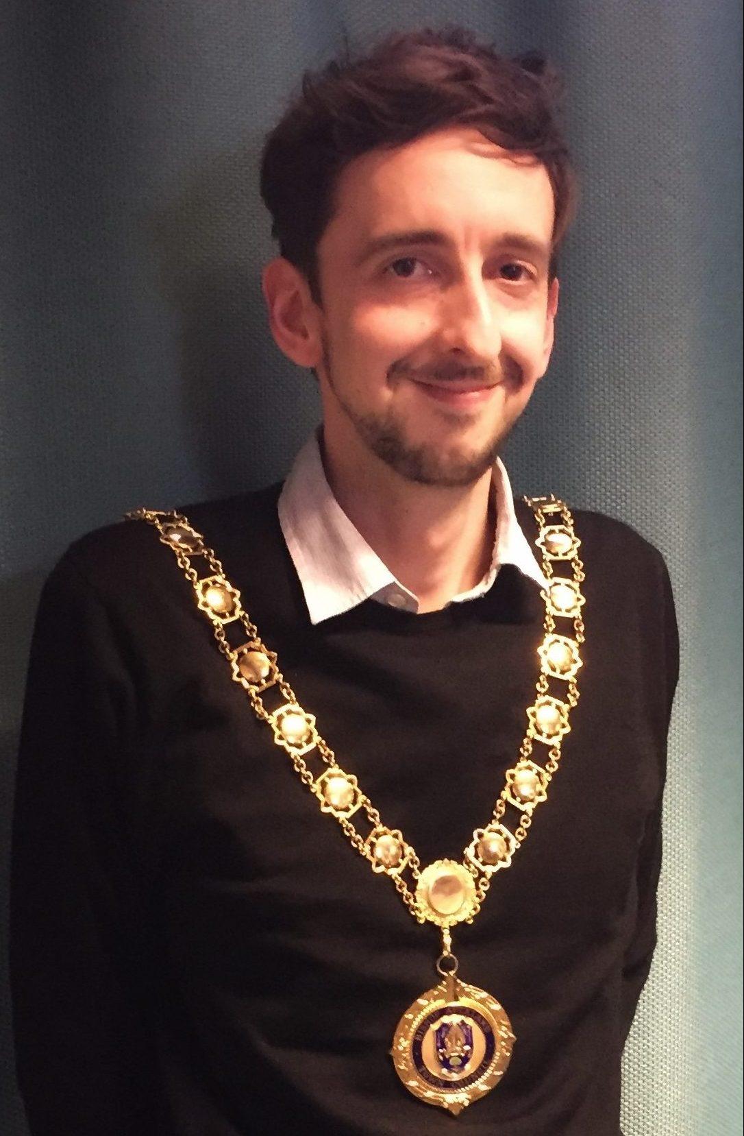 Councillor Jamie Blackburn (Deputy Mayor)
