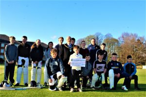 Community Fund - Bishop Auckland Cricket Club
