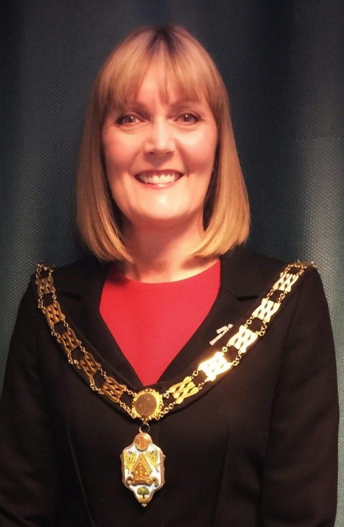 Mayor Joy Allen