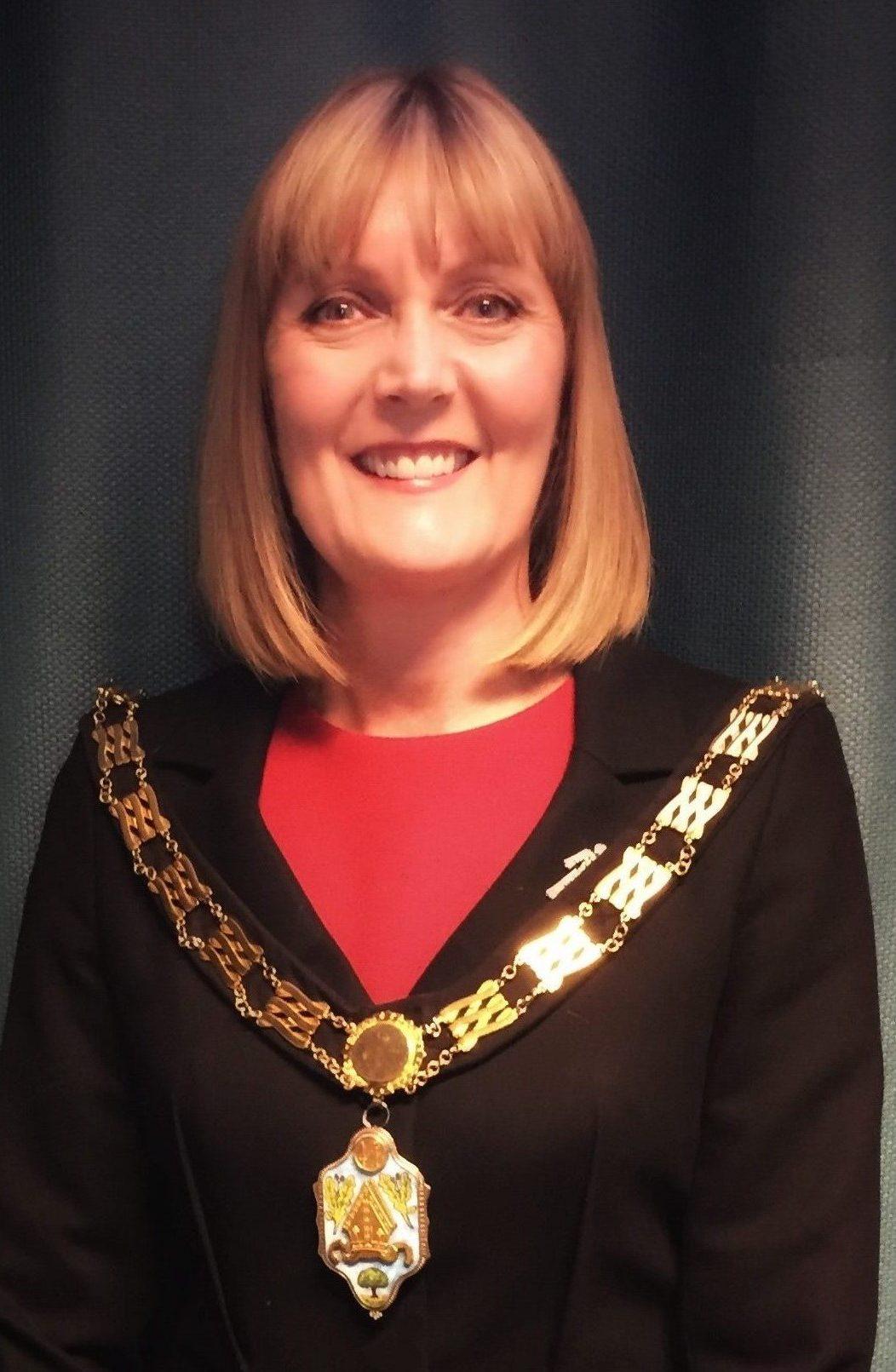 Councillor Joy Allen (Mayor)