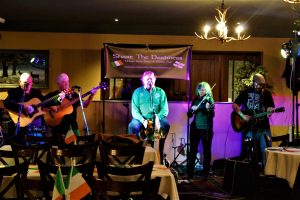 St Patrick's Night - Performance by Share The Darkness