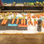 Selection of Carrots, Potatoes and other Vegetables