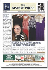 Bishop Press; Issue 281, Preview of Front Page