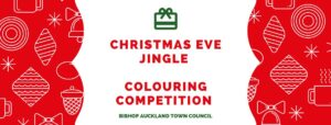 Christmas Eve Jingle, Colouring Competition