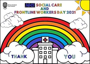 Colour Poster NHS Day