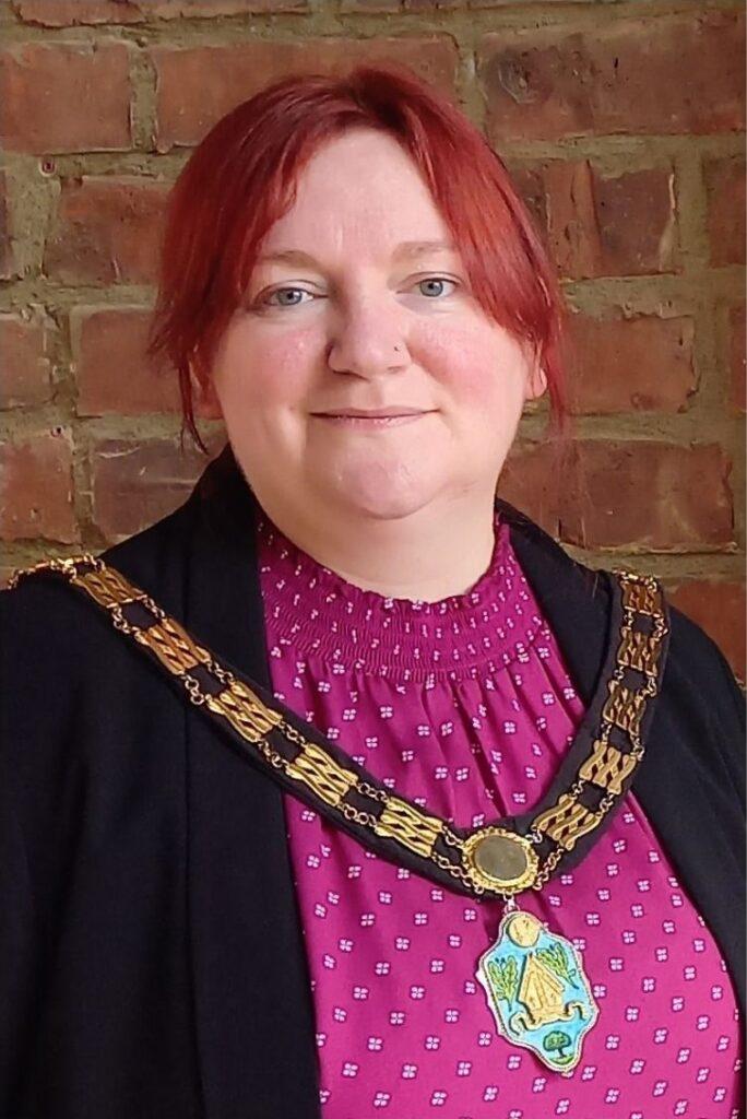 Councillor Katie Eliot, Mayor