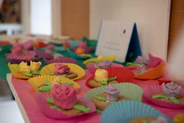 Sugar Craft Biscuits in the Children's Classes