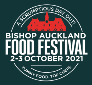 Bishop Auckland Food Festival, 2nd and 3rd October 2021
